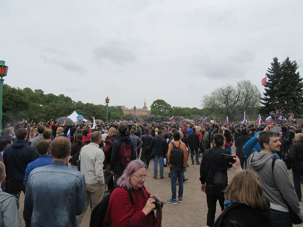 Anti-Corruption Rally in Saint Petersburg (2017-06-12) 25.jpg