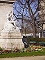 Antoine-Louis Barye-La Force-L'île saint Louis -Square Barye-Paris 4e.jpg