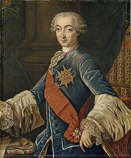 Marc Antoine René de Voyer French noble
