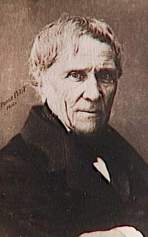 Antoine César Becquerel - Image: Antoine Becquerel 2