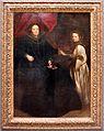 Antoon van dyck, ritratto di porzia imperiale e sua figlia maria francesca, 01.JPG