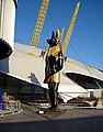 Anubis at the O2 - geograph.org.uk - 650335.jpg