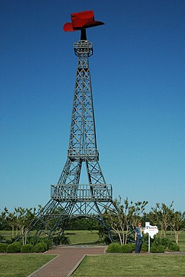 Anyjazz65 - Paris, Texas - Eiffel tower replica.jpg