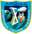 Apollo 10 insigne