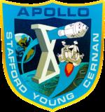 Missionsemblem Apollo 10