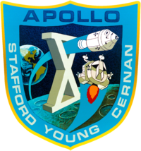 Insigne de la mission Apollo 10