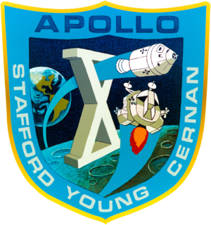 Logo Apollo 10