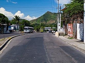 Apopa - Image: Apopa Carretera Troncal del Norte El Salvador 2012