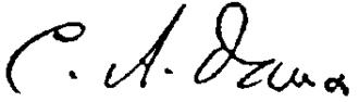 Charles Anderson Dana - Image: Appletons' Dana Charles Anderson signature