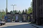 ArcelorMittal Poland Steel mill (former Nowa Huta Lenin Steel mill), Gate No. 1, Ujastek 1 street, Nowa Huta, Krakow, Poland.JPG