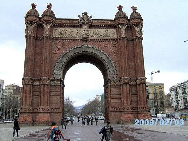 Arco Trimfo Barcelona.jpg
