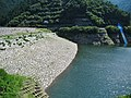 Arima Dam and lake left view.jpg