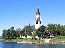 Arjeplog kyrka-2006-07-2006.JPG