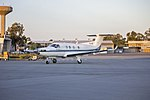 Armada Aviation (VH-XAQ) Pilatus PC12-45 taxiing at Wagga Wagga Airport (4).jpg
