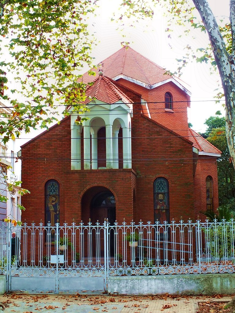 Armenian Catholic Church, Montevideo