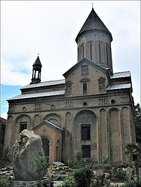 Armenian church of Norashen (Saint Mariam), Tbilisi, Georgia.jpg