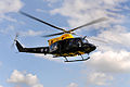 Army Air Corps Griffin Helicopter on Training Flight MOD 45151809.jpg