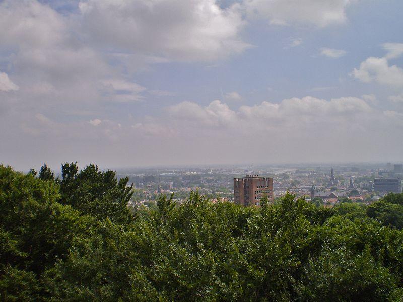 Belvedere uitzicht