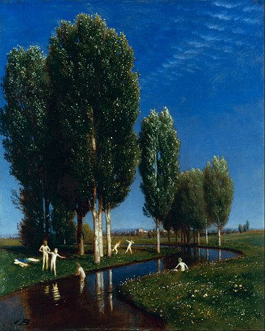 Arnold B Ef Bf Bdcklin Painting For Sale