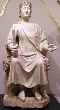 Arnolfo di cambio, monum... カルロ1世 (シチリア王) - Wiki