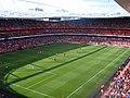 Arsenal v rangers 2009 - panoramio.jpg