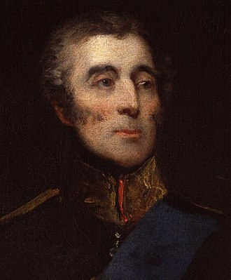 United Kingdom general election, 1830 - Image: Arthur Wellesley, 1st Duke of Wellington by John Jackson cropped