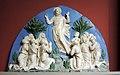 Ascension by Luca della Robbia from S. Sacristia of S. Maria del Fiore (casting in Pushkin museum) by shakko 01.jpg