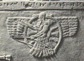 mesopotamian deity
