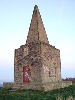 Dalton, Lancashire - Image: Ashurst's Beacon 1