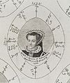 Astrological birth chart for Mary I, Queen of England Wellcome L0040352.jpg