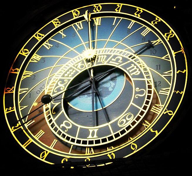 File:Astronomical Clock Face.jpg