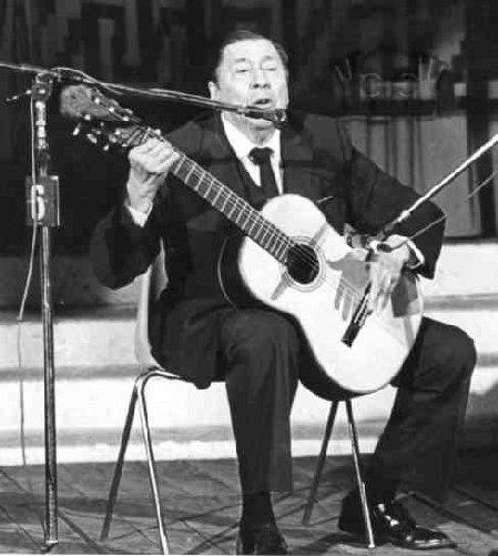 Atahualpa Yupanqui en Cosquín