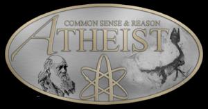 Atheist Badge