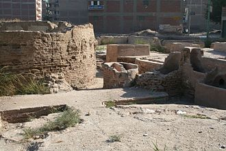 Athribis - Athribis, Roman era settlement