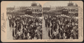 Atlantic City's Crowded Beach, New Jersey, U. S. A, from Robert N. Dennis collection of stereoscopic views.png