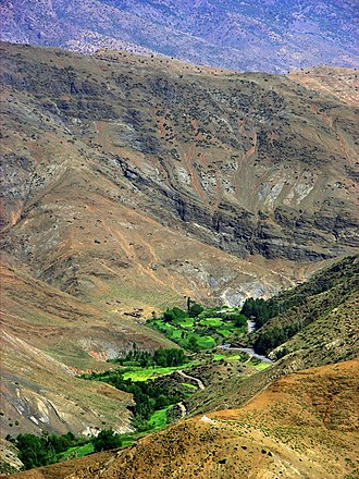 Atlas Mountains - High Atlas, Morocco