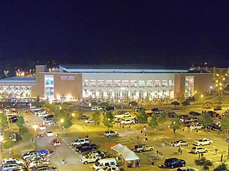Auburn Arena - Image: Auburn Arena