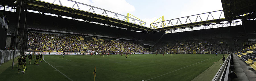 Signal Iduna Park 100.000 Plätze