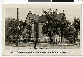 Church in Minneapolis, Minnesota