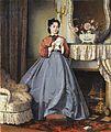 Auguste Toulmouche - The Love Letter, 1863.jpg