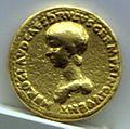Aureo di claudio per nerone, 50-54 dc., roma.jpg