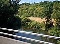 Ausblick von der Brücke des Kocher-Jagst-Radwegs zwischen Berlichingen und Jagsthausen - panoramio (1).jpg