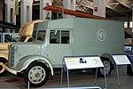 Austin K2 Fire Truck, Imperial War Museum, Duxford. (31049509725).jpg