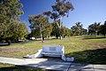 Australian Natives' Associations Commemorative Park bench.jpg