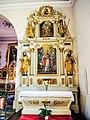 Autel et retable de Saint-Blaise. Eglise de Koestlach.jpg