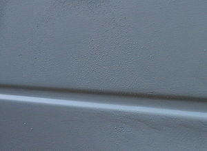 Primer (paint) - Primer as a step in the coating process of a car body.
