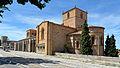 Avila - Iglesia de los Santos Mártires Vicente, Sabina y Cristeta 03.jpg