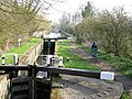 Aylesbury Arm, Gudgeon Stream Lock (No 9) - geograph.org.uk - 1442994.jpg