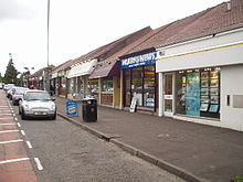 Car With Road >> Newton Mearns - Wikipedia