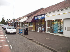 Newton Mearns - Ayr Road Shops